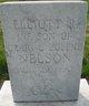 Elliott Richard Nelson