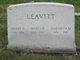 Elizabeth M Leavitt