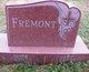 Profile photo:  Florence A Fremont