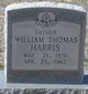 William Thomas Harris