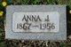 Profile photo:  Anna Jane <I>McClay</I> Mechlin