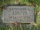 Katherine L Abbott