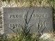 Fred Ira Ernest Abbott