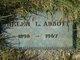 Helen Lillian <I>Nicolet</I> Abbott