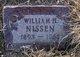 William H. Nissen