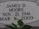 James Daniel Moore
