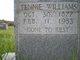 Tennie Williams