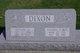 Profile photo:  Virginia F <I>Frye</I> Dixon