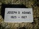 Joseph D. Adams