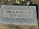 John G. Robinson