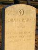 "Profile photo:  John W. ""Jess"" Barnes"