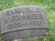 Samuel K Alexander