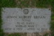 John Albert Bryan, Sr