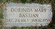 Dorinda M <I>Costa</I> Bastian