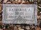 Katherine A Huey