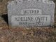 Profile photo:  Adeline Ovitt