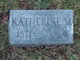 """Katherine M """"Kate"""" <I>Banning</I> Burrows"""