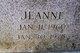 Jeanne Louise Acker