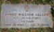 Profile photo: Sgt James William Allard