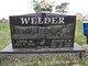 """Kenneth W. """"Rover"""" Welder"""