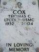 "Thomas Clifford ""Kip"" Cox"