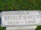 Profile photo:  Amanda B <I>Robinson</I> Bridgewater