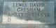 Lewis David Gresham