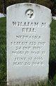 1LT William M Bell