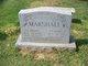 Gladyis <I>Blackford</I> Marshall