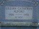 Lillian Catheryn Alford