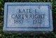 Profile photo:  Katherine Lavina <I>Walschleger</I> Cartwright