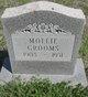 Profile photo:  Mollie <I>Lauback</I> Grooms