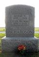 """Elizabeth E. """"Eliza"""" <I>Cotner</I> Richardson"""