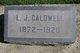 Lloyd John Caldwell