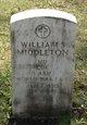 William S Middleton