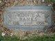 Minnie J. Banks