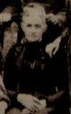 "Profile photo:  Clarissa Jane ""Clara"" <I>Burchfield</I> Milliken"