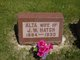 Profile photo:  Alta M <I>Heikes</I> Hatch
