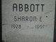 Sharon E Abbott