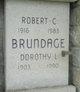 Profile photo:  Dorothy L <I>Vine</I> Brundage