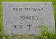 Br Thomas Powers