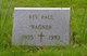 Rev Paul Wagner