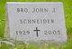 Br John J Schneider