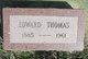 Edward Thomas Ayres