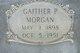 Gaither Phillip Morgan