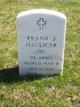 """Frank J """" """" <I> </I> Havlicek,"""