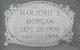Marjorie <I>Sisk</I> Morgan