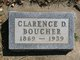 Clarence Daniel Boucher