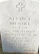 Profile photo:  Alvin G. Moore
