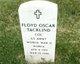 Col Floyd Oscar Tacklind